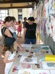 Exposition des ateliers de Barbara Blossfeld - 28 juin 2011