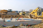 Logements Zac de la Brosse : suivi de chantier