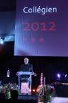 Voeux Collégien 2012